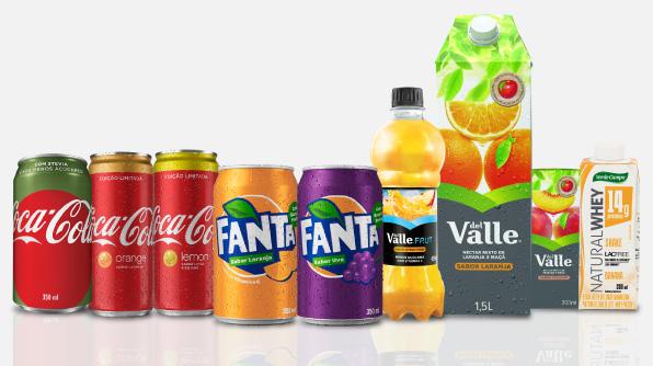 1cd7f64a4 Como a Coca-Cola Brasil está trabalhando para reduzir o açúcar em seus  produtos   The Coca-Cola Company