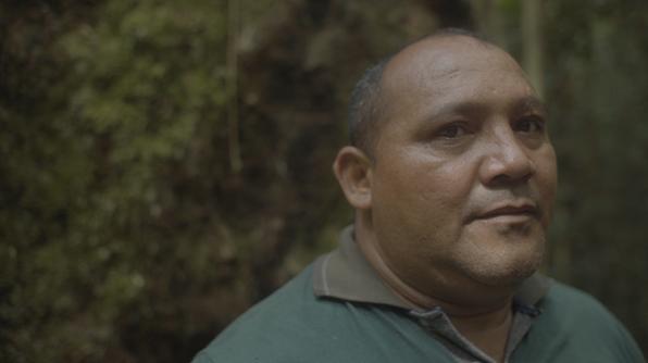 Roberto Brito de Mendonça abandonou a atividade de madeireiro e, hoje, luta pela preservação das matas