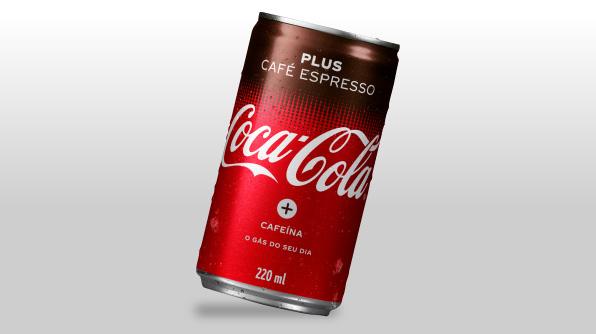 276c08835 Coca-Cola Brasil lança novo sabor Coca-Cola Plus Café Espresso  The Coca-Cola  Company
