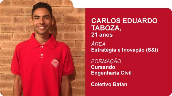 Carlos Eduardo Taboza