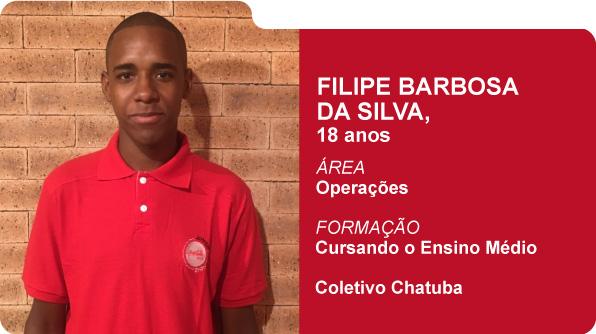 Filipe Barbosa da Silva