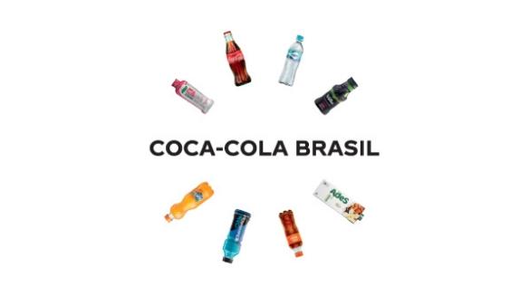 Nova logomarca da Coca-Cola Brasil